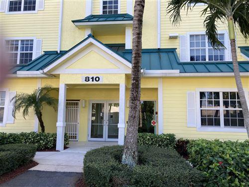 Photo of 810 Juno Ocean Walk #103, Juno Beach, FL 33408 (MLS # RX-10752947)
