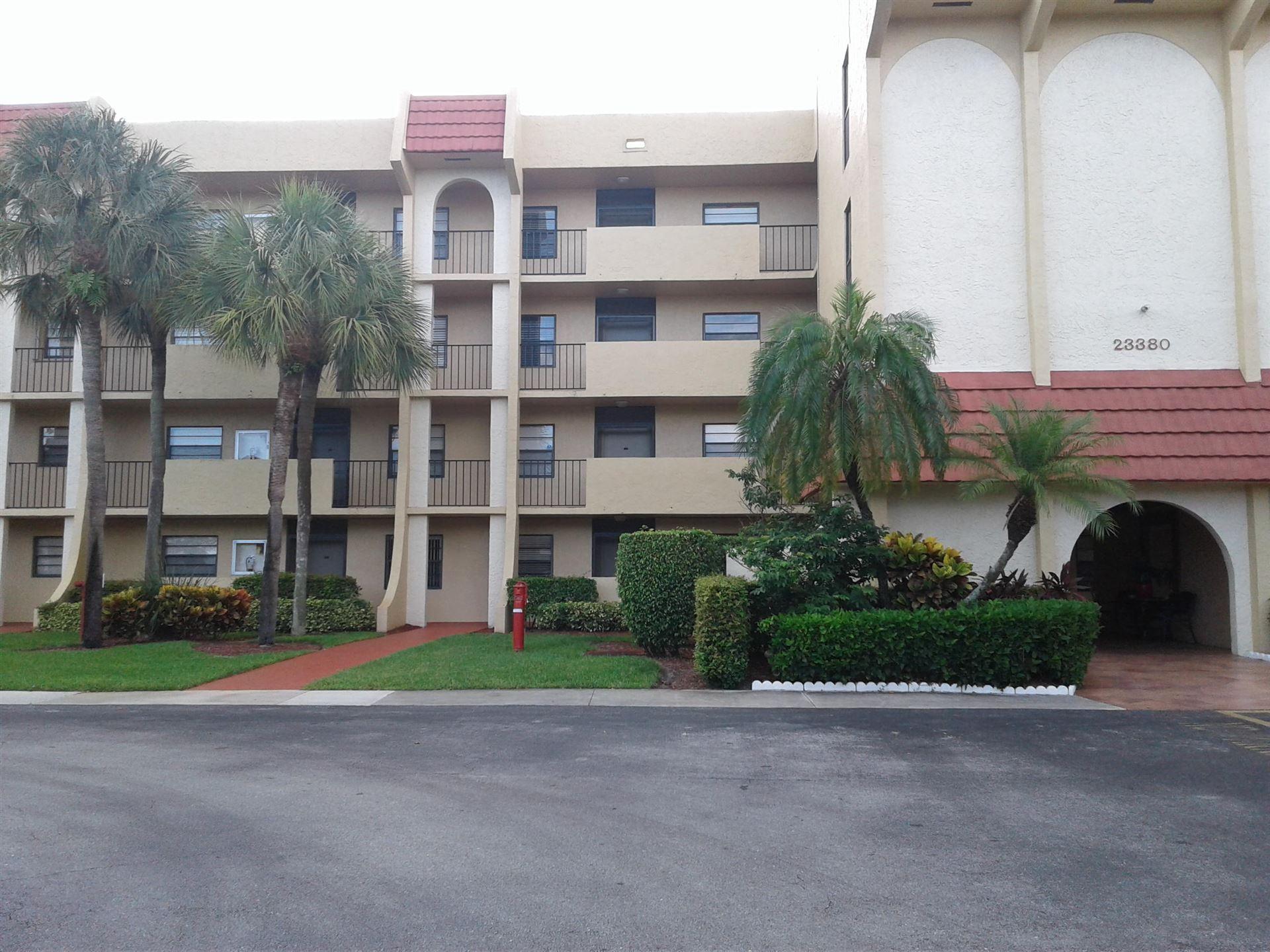 23380 Carolwood Lane #103, Boca Raton, FL 33428 - #: RX-10645947