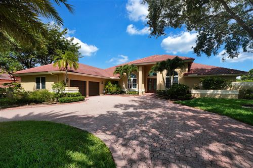 Photo of 7301 W Cypresshead Drive, Parkland, FL 33067 (MLS # RX-10627948)
