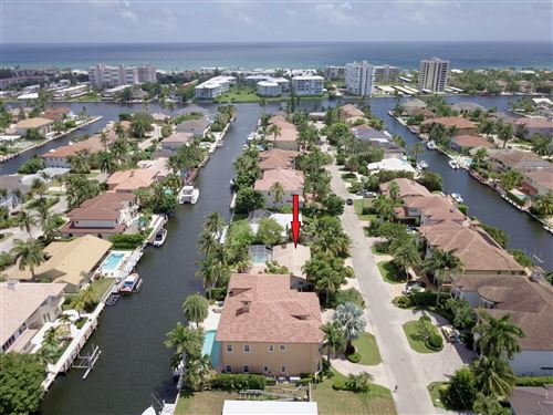 Photo of 933 Banyan Drive, Delray Beach, FL 33483 (MLS # RX-10645948)