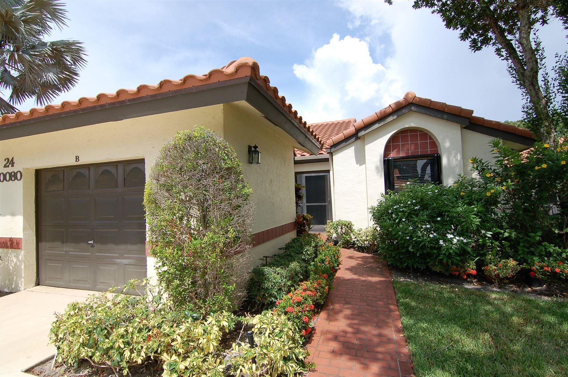 10080 Andrea Lane #B, Boynton Beach, FL 33437 - #: RX-10637948