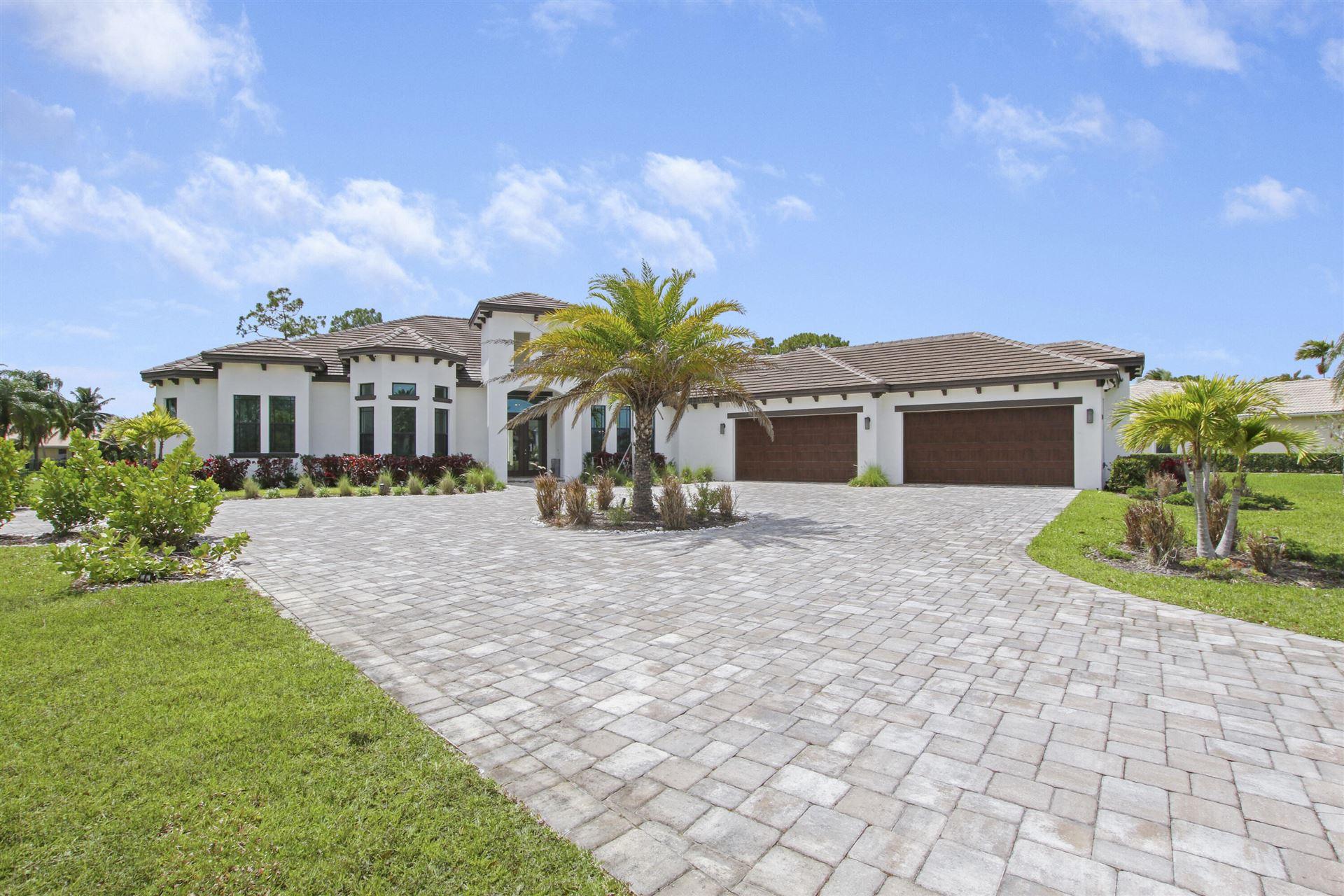 7831 E Woodsmuir Drive, Palm Beach Gardens, FL 33412 - MLS#: RX-10711948