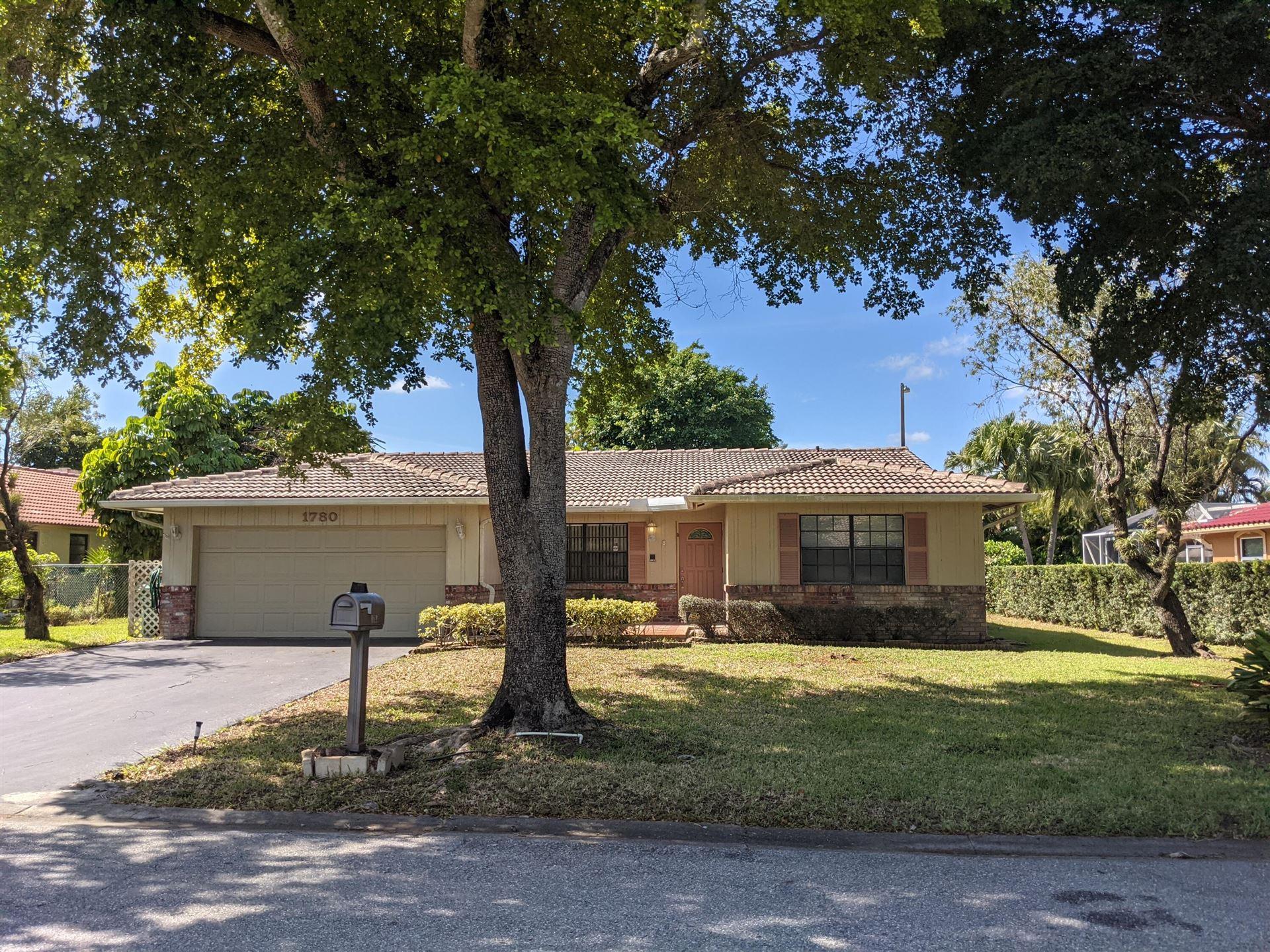 1780 NW 104th Avenue, Coral Springs, FL 33071 - MLS#: RX-10752948