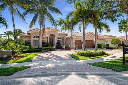 Photo of 10823 Canyon Bay Lane, Boynton Beach, FL 33473 (MLS # RX-10713949)