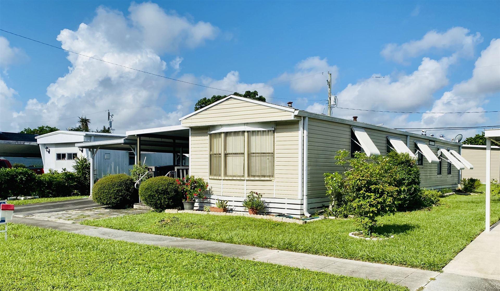 4025 Cardinal Road, Boynton Beach, FL 33436 - #: RX-10644949