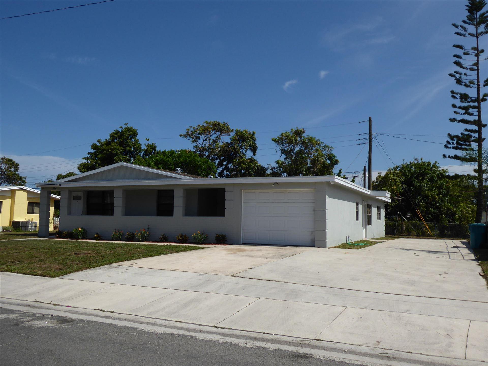 554 NW 11th Avenue, Boynton Beach, FL 33435 - MLS#: RX-10715949