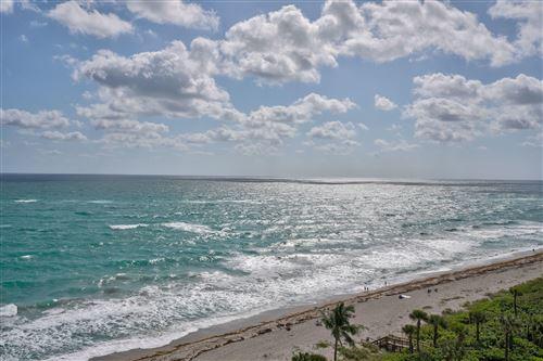 Photo of 400 Ocean Trail Way #1102, Jupiter, FL 33477 (MLS # RX-10654950)