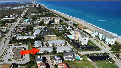 Tiny photo for 465 Ocean Ridge Way, Juno Beach, FL 33408 (MLS # RX-10742950)