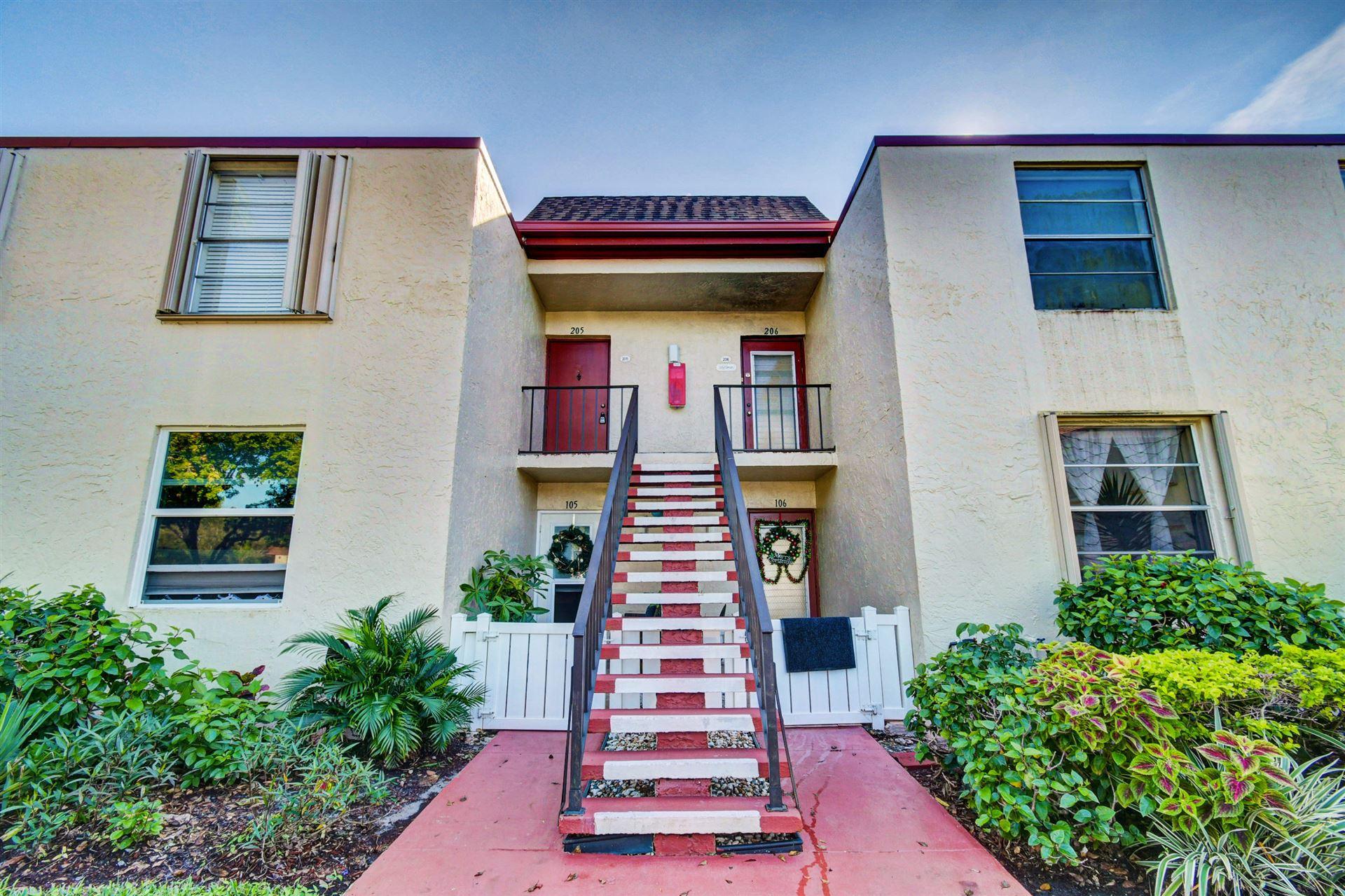 18 Willowbrook Lane #205, Delray Beach, FL 33446 - #: RX-10676950