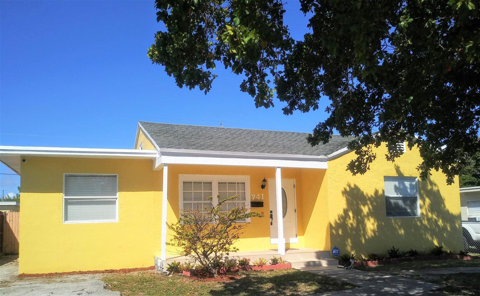 741 42nd Street, West Palm Beach, FL 33407 - #: RX-10695950