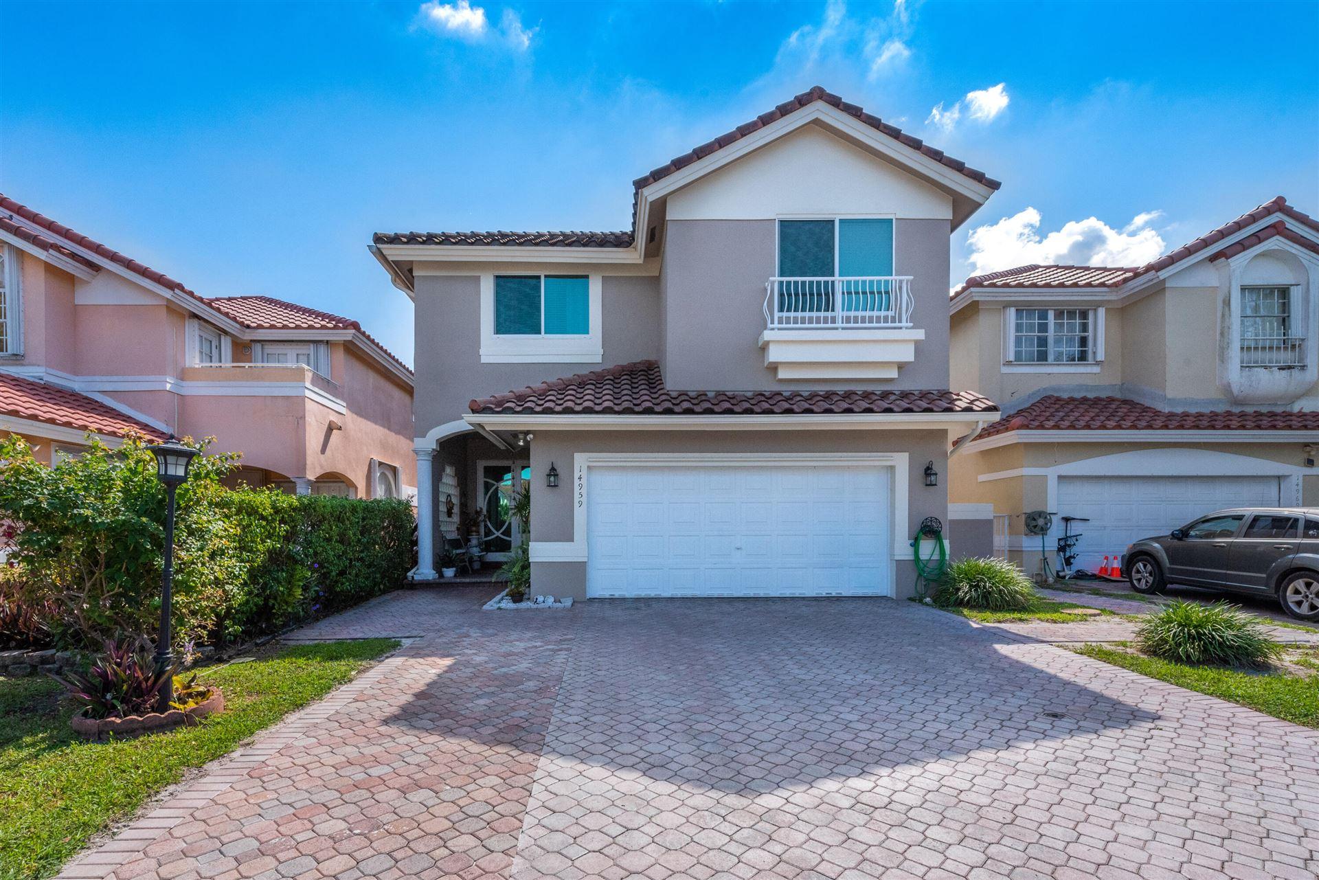 14959 SW 132 Avenue N, Miami, FL 33186 - MLS#: RX-10752950