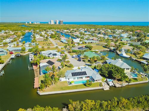 Photo of 113 Queen Catherina Court, Hutchinson Island, FL 34949 (MLS # RX-10686951)