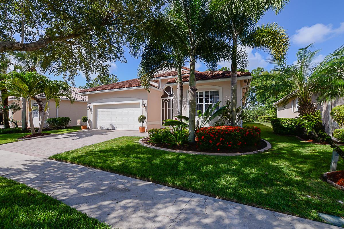 Photo of 213 NW Chorale Way, Port Saint Lucie, FL 34986 (MLS # RX-10636951)