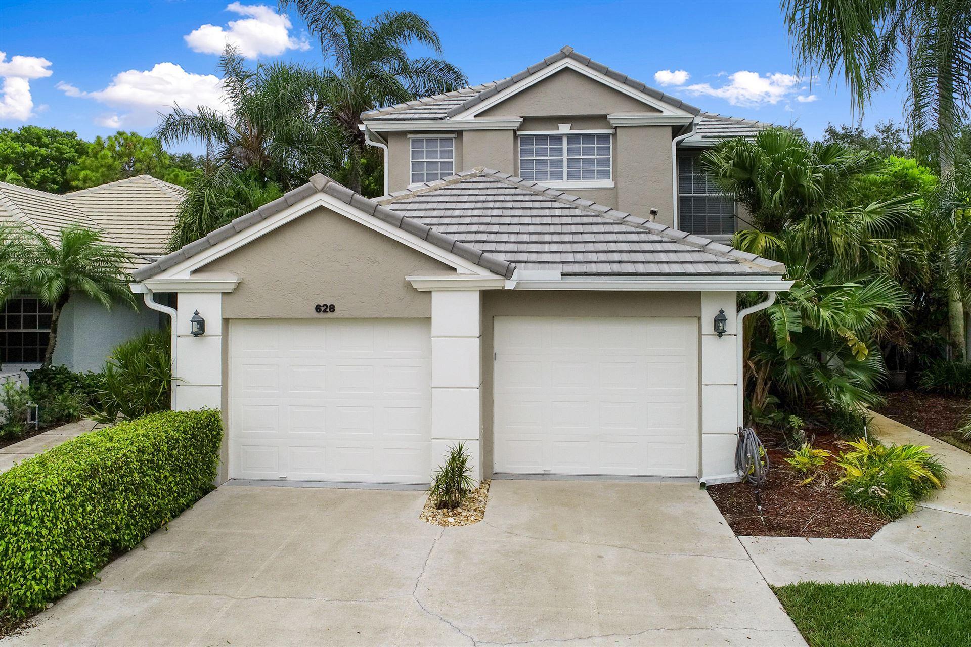 628 Masters Way, Palm Beach Gardens, FL 33418 - #: RX-10640951