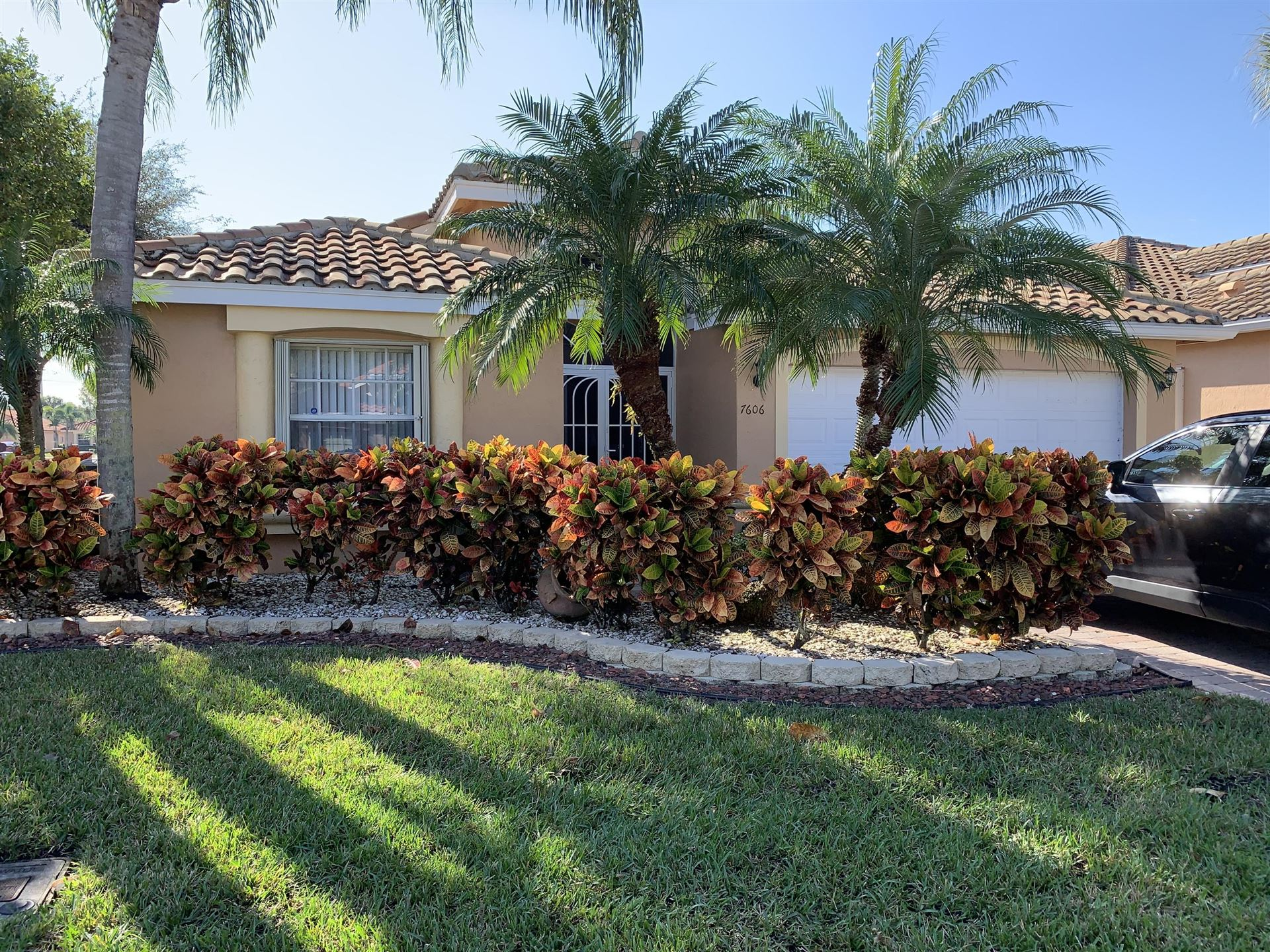 7606 Viniste Drive, Boynton Beach, FL 33472 - #: RX-10683951