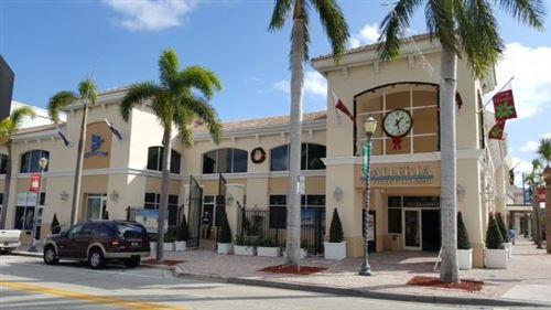 Photo of 100 S 2nd S Street #207, Fort Pierce, FL 34950 (MLS # RX-10718952)
