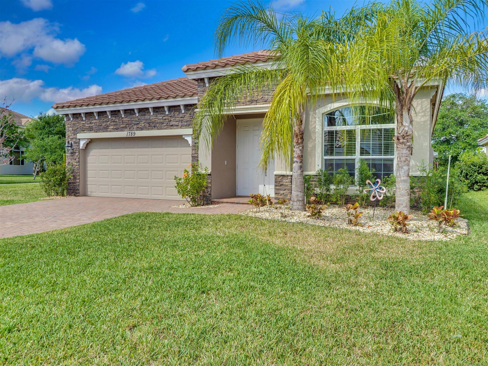 1789 Berkshire Circle SW, Vero Beach, FL 32968 - #: RX-10613952