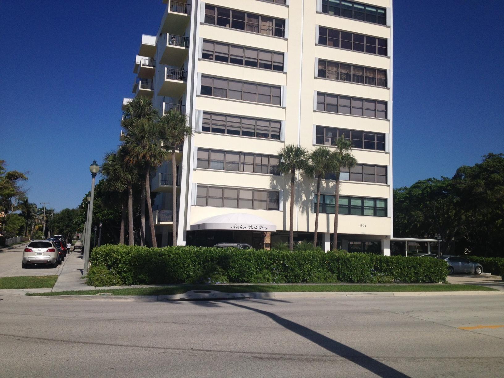 1501 S Flagler Drive #5f, West Palm Beach, FL 33401 - #: RX-10654952