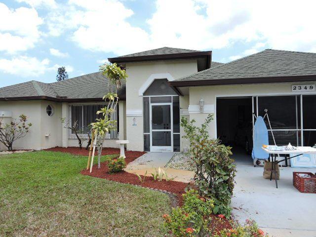 2349 SE Pinero Road W, Port Saint Lucie, FL 34952 - #: RX-10706952
