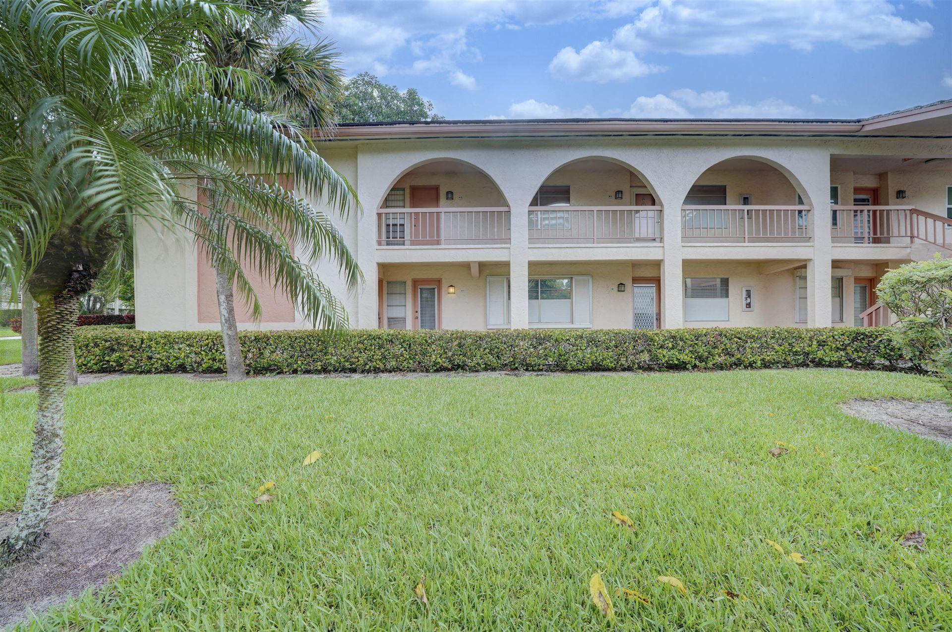 1202 Bahama Bend #A1, Coconut Creek, FL 33066 - MLS#: RX-10726952