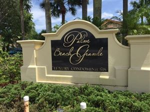 Photo of 1495 Lake Crystal Drive #C, West Palm Beach, FL 33411 (MLS # RX-10548953)