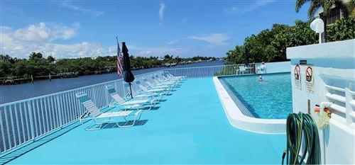 Photo of 4001 S Ocean Boulevard #216, South Palm Beach, FL 33480 (MLS # RX-10737953)