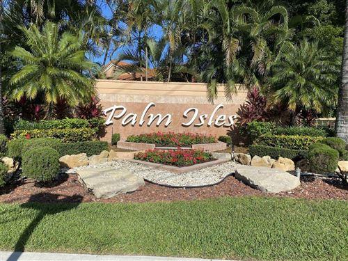 Photo of 9880 Summerbrooke Terrace #D, Boynton Beach, FL 33437 (MLS # RX-10754953)