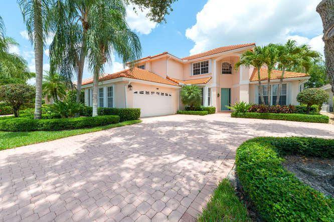 Photo of 507 Eagleton Cove Trace, Palm Beach Gardens, FL 33418 (MLS # RX-10624953)