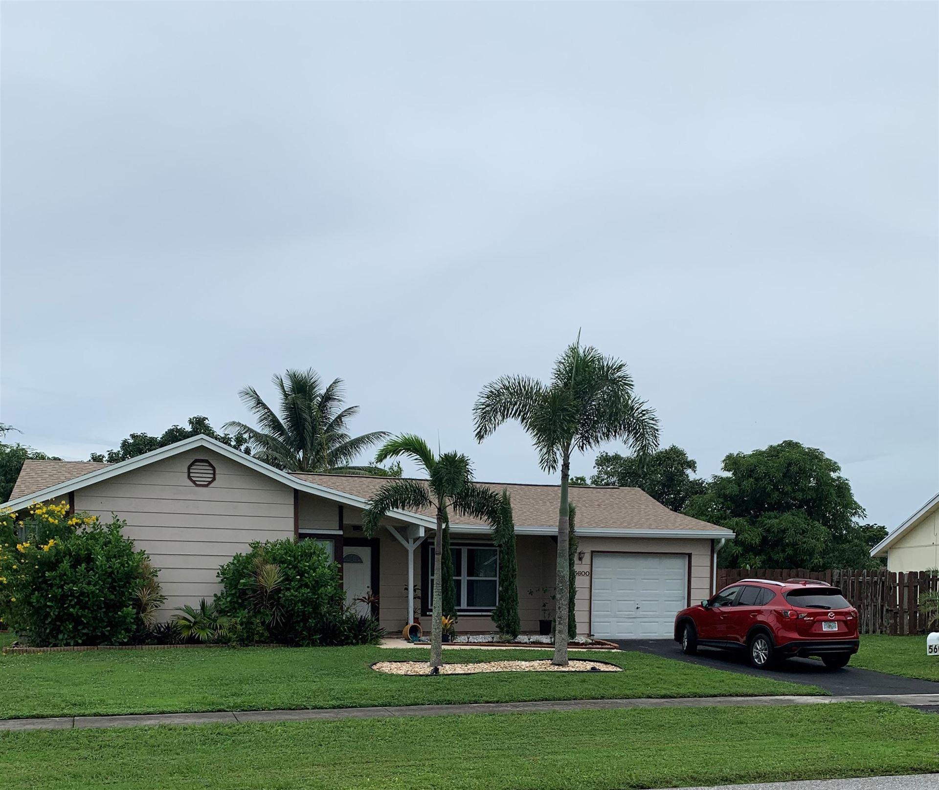 5600 Barnstead Circle, Lake Worth, FL 33463 - #: RX-10661953