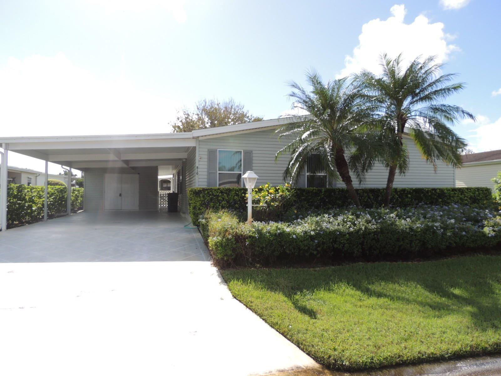 8105 Long Drive, Port Saint Lucie, FL 34952 - #: RX-10666953