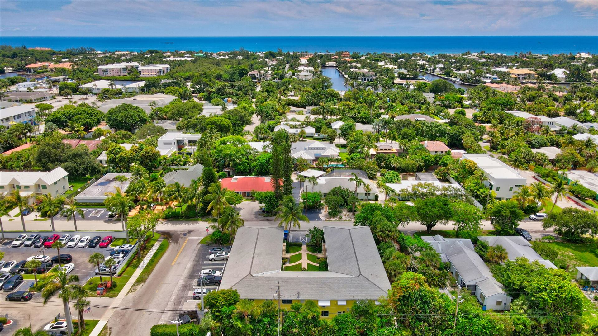 520 NE 7th Avenue #1-E, Delray Beach, FL 33483 - MLS#: RX-10728953