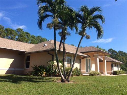 Photo of 15553 68th Court North Court N, Loxahatchee, FL 33470 (MLS # RX-10754954)