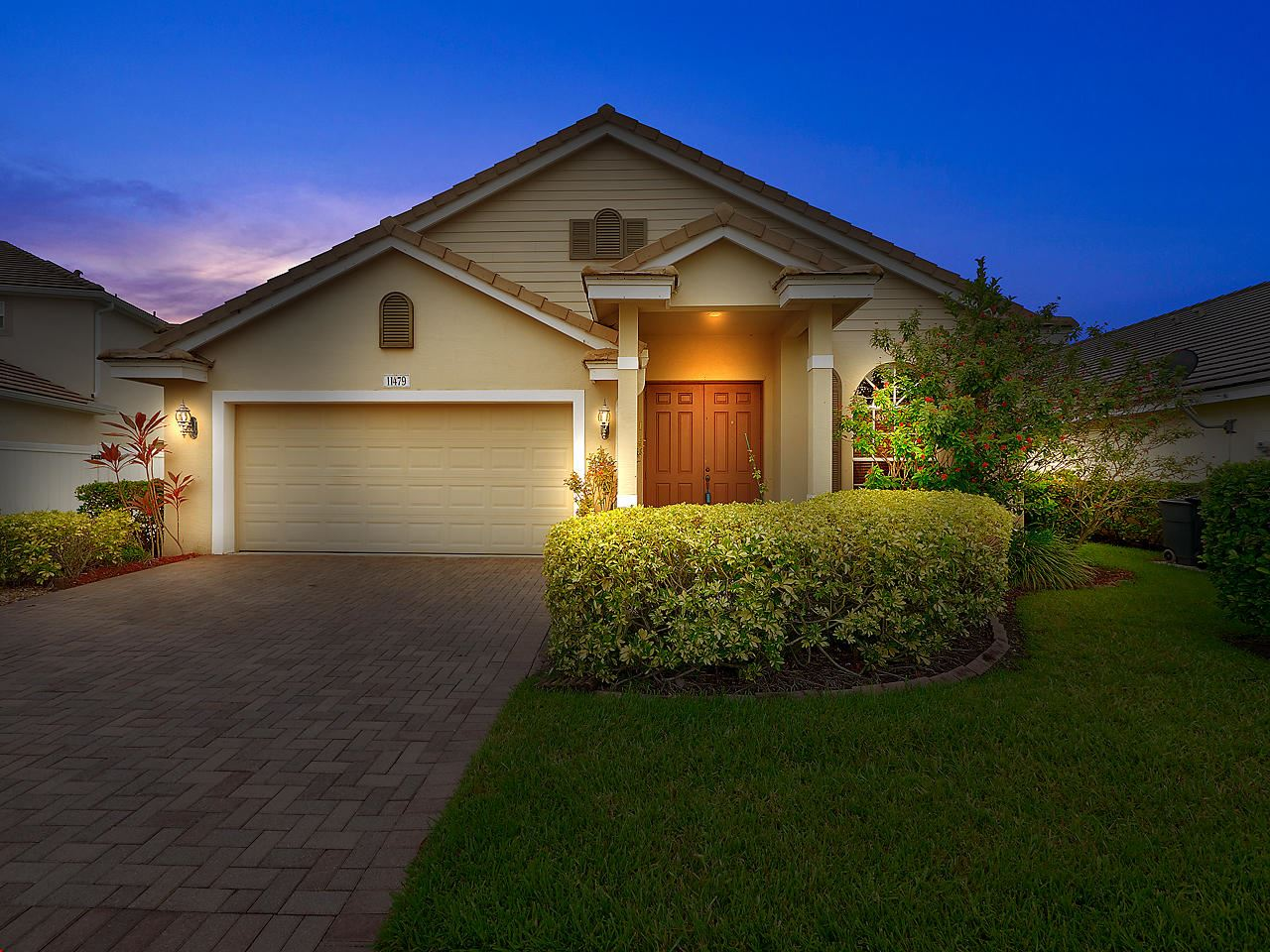 11479 SW Glengarry Court, Port Saint Lucie, FL 34987 - #: RX-10642954