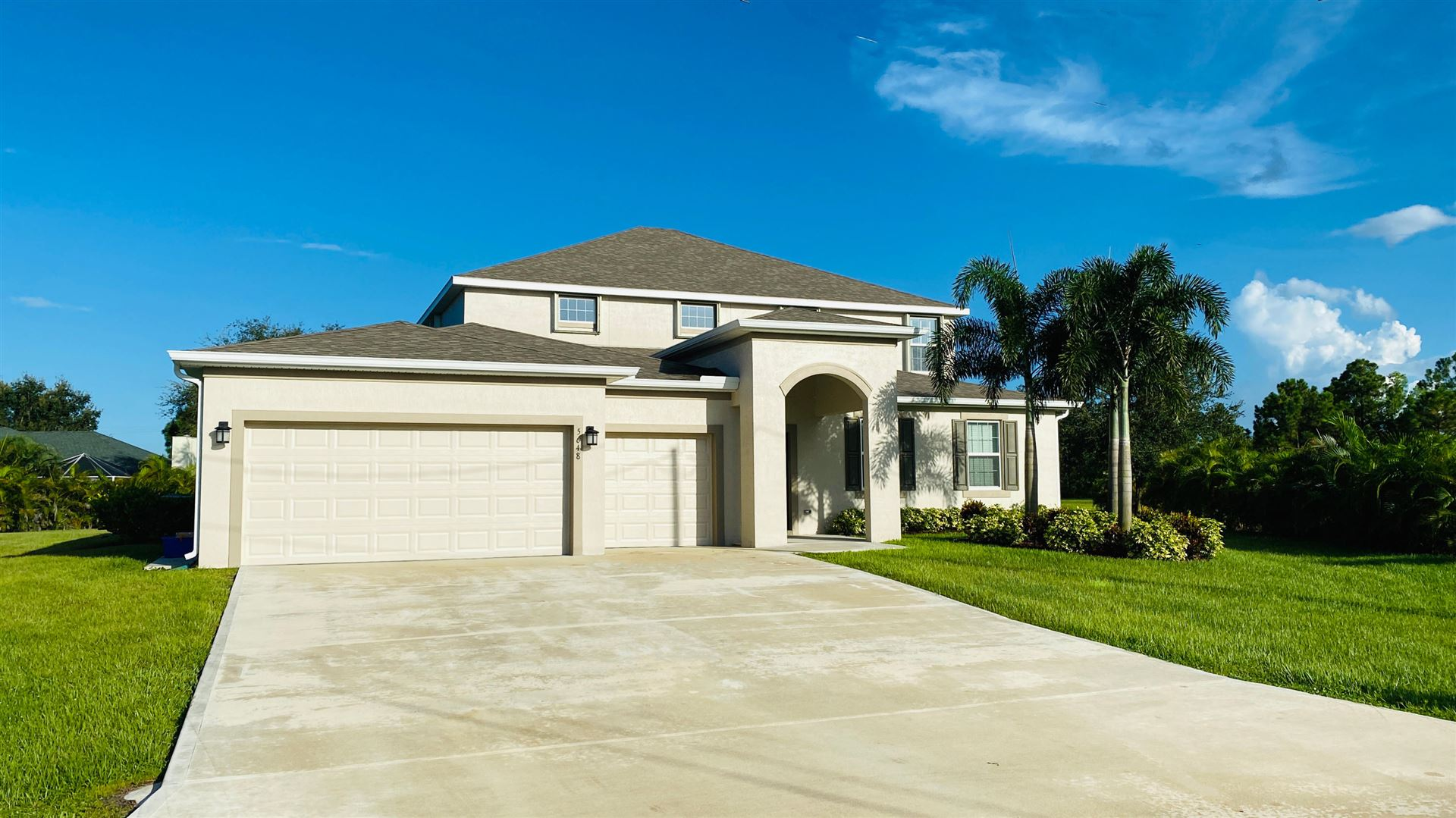 5648 NW Lorna Court, Port Saint Lucie, FL 34986 - #: RX-10647954