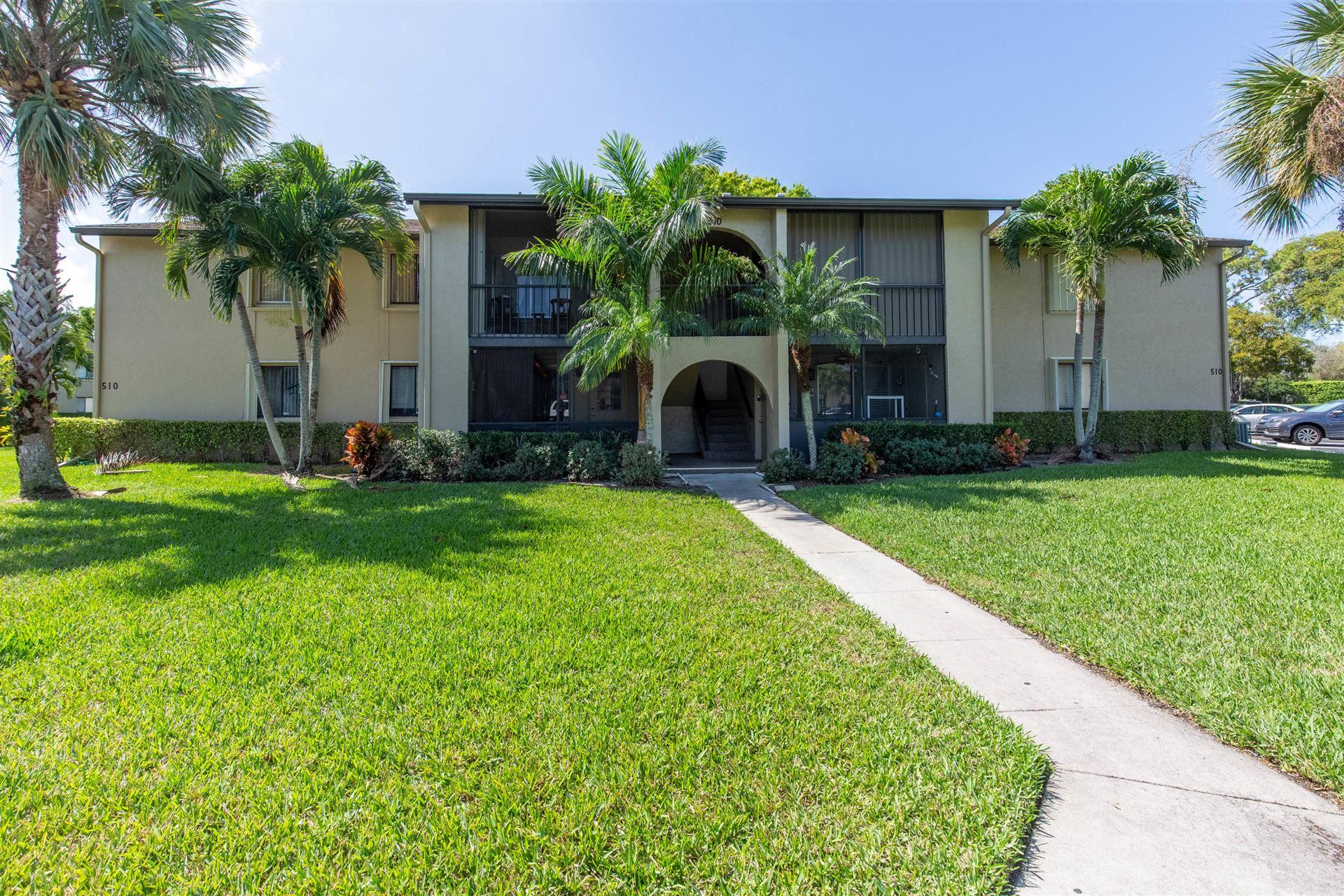 510 Shady Pine Way #A1, Greenacres, FL 33415 - MLS#: RX-10695954