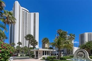 Photo of 3000 N Ocean Drive #32-F, Singer Island, FL 33404 (MLS # RX-10538955)