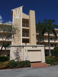 Photo of 6795 Huntington Lane #102, Delray Beach, FL 33446 (MLS # RX-10546955)