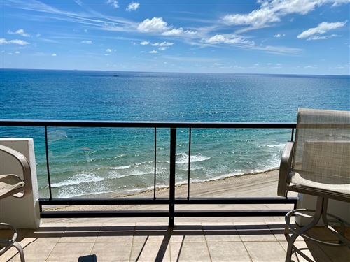 Photo of 1500 S Ocean Boulevard #1105, Pompano Beach, FL 33062 (MLS # RX-10609955)