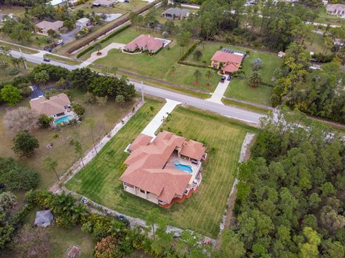 Photo of 16182 Hamlin Boulevard, Loxahatchee, FL 33470 (MLS # RX-10621955)