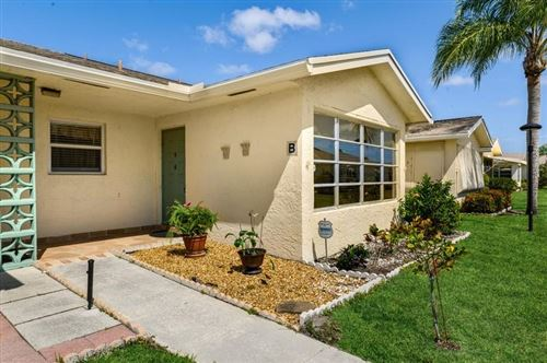 Photo of 5421 Lakefront Boulevard #B, Delray Beach, FL 33484 (MLS # RX-10708955)