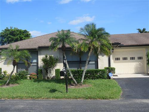 Photo of 4650 Finchwood Way #A, Boynton Beach, FL 33436 (MLS # RX-10752955)