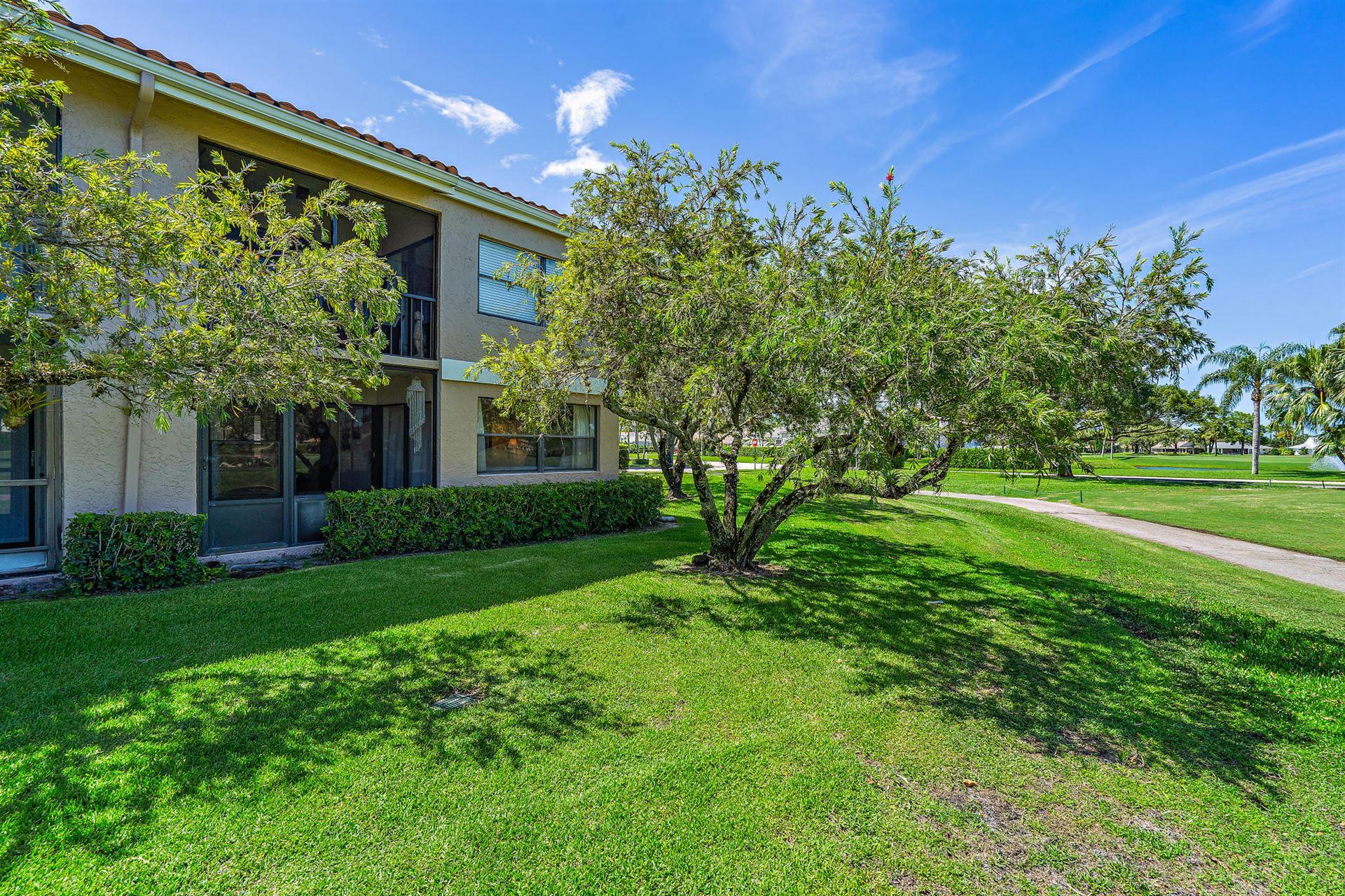 12962 Briarlake Drive #101, West Palm Beach, FL 33418 - #: RX-10644955