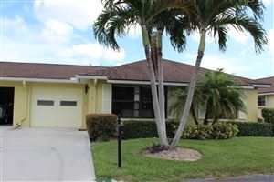 Photo of 9800 Tabebuia Tree Drive #B, Boynton Beach, FL 33436 (MLS # RX-10546956)