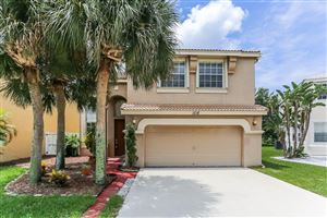 Photo of 1218 Oakwater Drive, Royal Palm Beach, FL 33411 (MLS # RX-10547956)