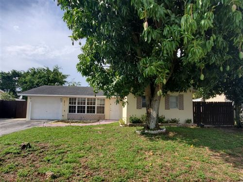Photo of 6811 NW 6th Court, Margate, FL 33063 (MLS # RX-10616956)