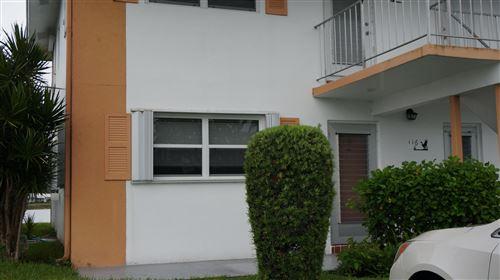 Photo of 1116 Lake Terrace #116, Boynton Beach, FL 33426 (MLS # RX-10656956)