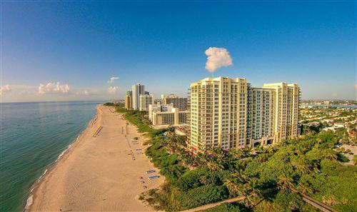 Photo of 3800 N Ocean Drive #1608, Singer Island, FL 33404 (MLS # RX-10661956)
