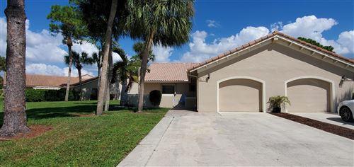 Photo of 21638 Coronado Avenue, Boca Raton, FL 33433 (MLS # RX-10752956)