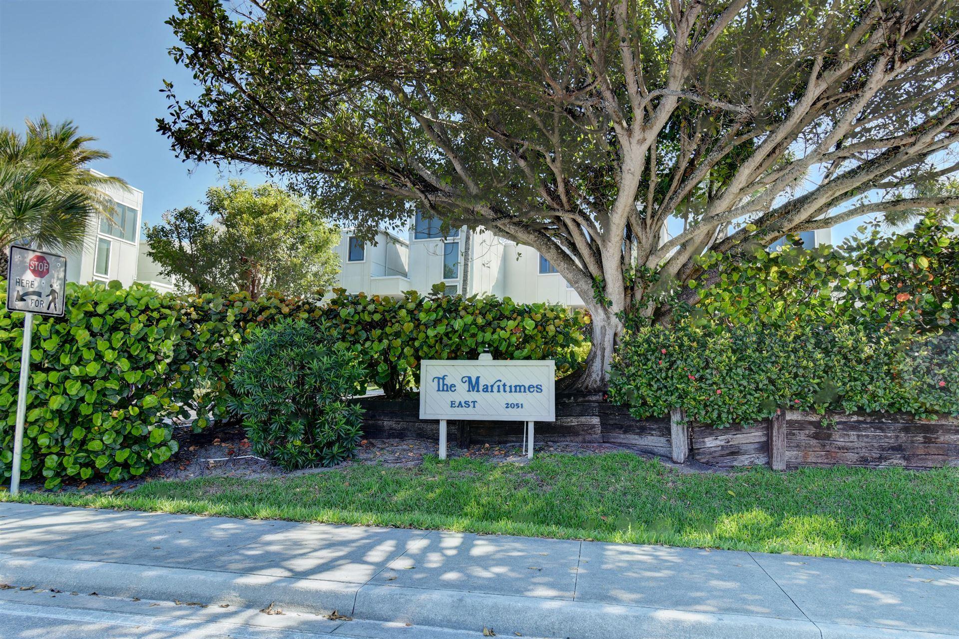 Photo of 2051 NE Ocean Boulevard #25, Stuart, FL 34996 (MLS # RX-10636956)