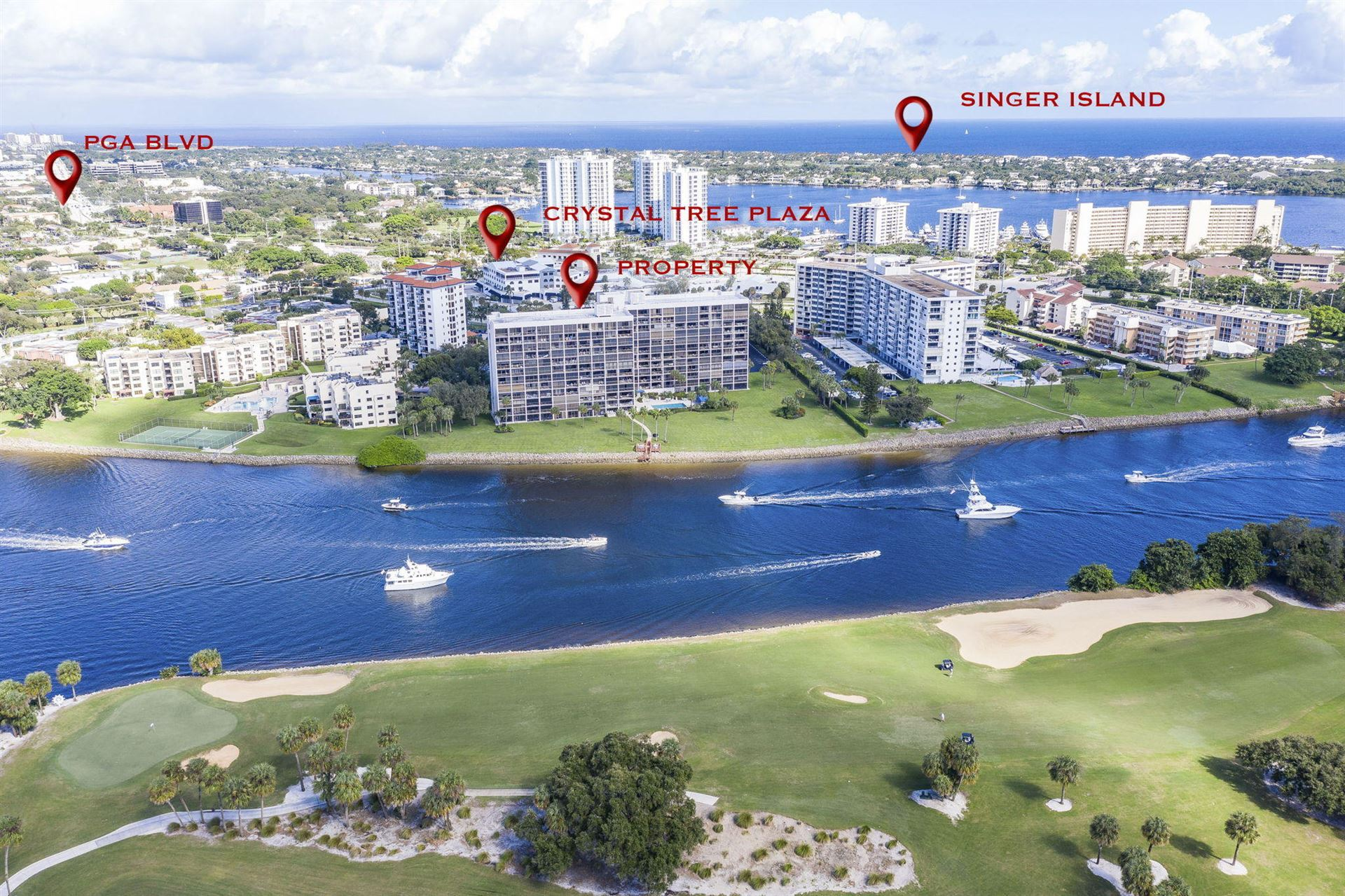 Photo of 356 Golfview Road #109, North Palm Beach, FL 33408 (MLS # RX-10671956)
